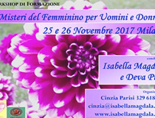 Il Metodo – 25 e 26 Novembre, Milano